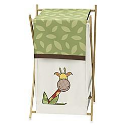 Sweet Jojo Designs Jungle Time Laundry Hamper