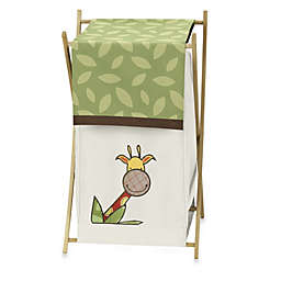 Sweet Jojo Designs Jungle Time Laundry Hamper
