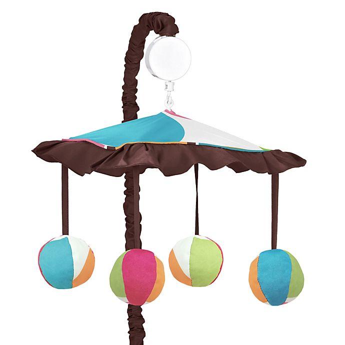 Alternate image 1 for Sweet Jojo Designs Deco Dot Musical Mobile