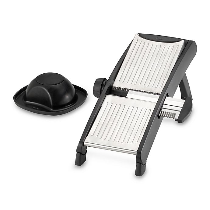 Miraculous Oxo Good Grips Stainless Steel Mandoline Slicer Alphanode Cool Chair Designs And Ideas Alphanodeonline