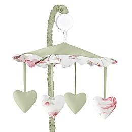 Sweet Jojo Designs Riley's Roses Musical Mobile