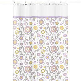 Sweet Jojo Designs Suzanna Shower Curtain