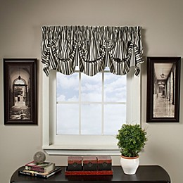 Gabrielle 16-Inch Tucked Pleat Valance