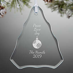 Create Your Own Personalized Tree Ornament
