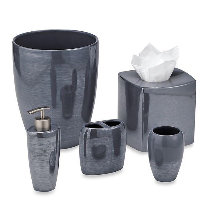 Bed Bath And Beyond Bath Accessories: Elizabeth Arden™ Akoya Pearlized Ceramic Bathroom