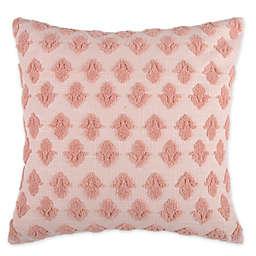 Wamsutta® Rajah Mundry Throw Pillow in Coral