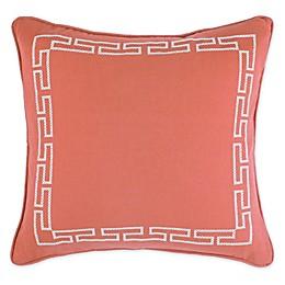 Wamsutta® Meader Key Square Throw Pillow