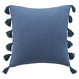 UGG® Claudine European Square Throw Pillow in Pacific Blue