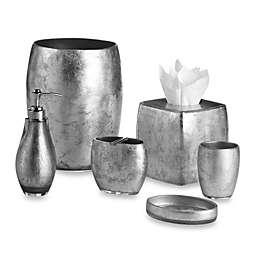 Silver Foil Soap Dish