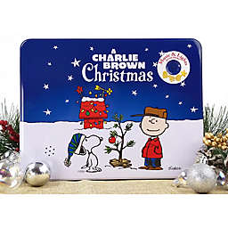 Peanuts™ Holiday Cookies Classic Gift Cookie Tin