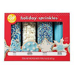 Wilton® 16.5 oz. Winter Mega Sprinkles Variety Set