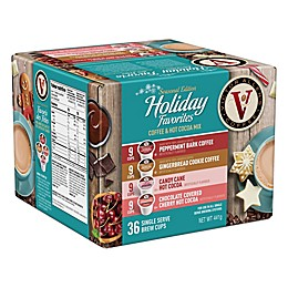 36-Count Victor Allen® Holiday Favorite Pods for Single Serve Coffee Makers