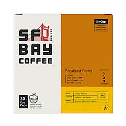 OneCup™ San Francisco Bay Breakfast Blend Coffee Pods for Single Serve Coffee Makers 30-Count