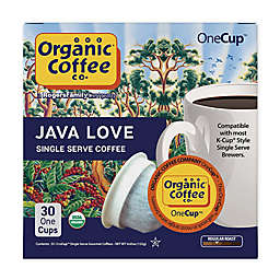 OneCup™ San Francisco Bay Java Love Coffee Pods for Single Serve Coffee Makers 30-Count