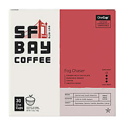 OneCup™ San Francisco Bay Fog Chaser Coffee Pods for Single Serve Coffee Makers 30-Count