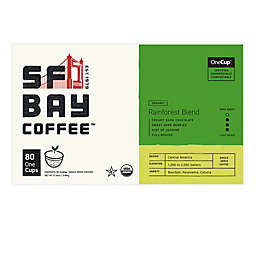 OneCup™ San Francisco Bay Rainforest Blend Coffee Pods for Single Serve Coffee Makers 80-Count