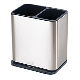 Joseph Joseph® Surface™ Utensil Pot in Silver