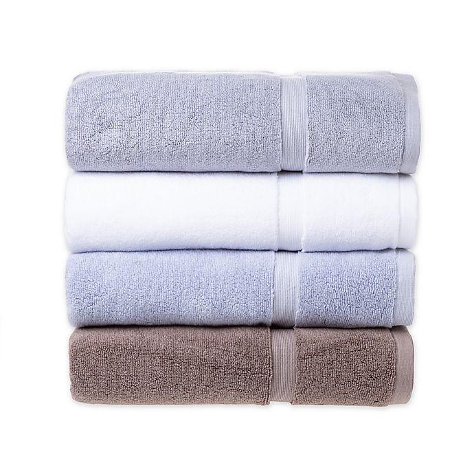 Alternate image 1 for Calvin Klein® Bath Towel Collection