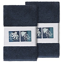 Linum Home Textiles Ava Hand Towels (Set of 2)