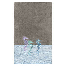 Linum Home Textiles Sofia Bath Towel in Dark Grey