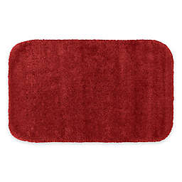 "Garland 24"" x 40"" Traditional Bath Rug in Red"