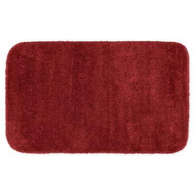 Red Bathroom Rugs Bed Bath Beyond