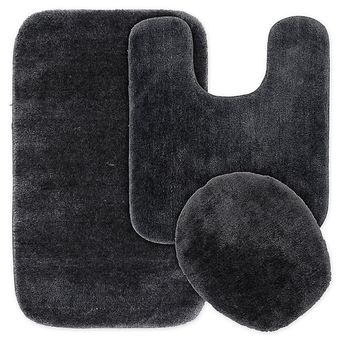 Garland 3-Piece Traditional Bath Rug Set | Bed Bath & Beyond