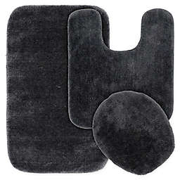 Garland 3-Piece Traditional Bath Rug Set