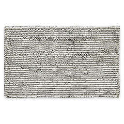 "Home Dynamix Ultimate Luxury Heathered 21"" x 34"" Bath Mat"