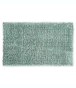 Tapete para baño Ultimate Luxury Home Dynamix de 53.34 x 86.36 cm en gris verdoso
