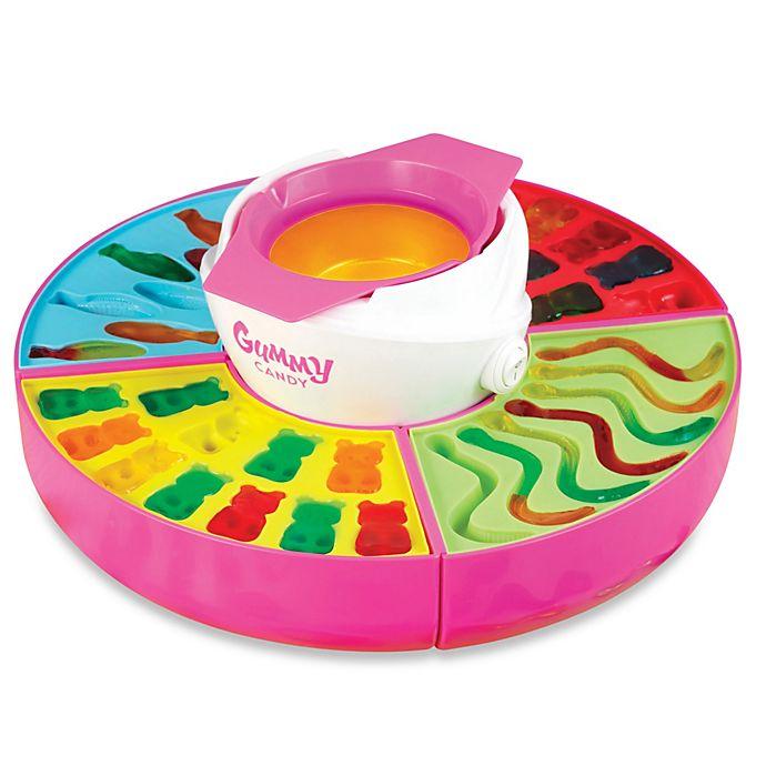 Alternate image 1 for Nostalgia™ Electrics Gummy Candy Maker