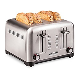 Hamilton Beach® Professional Stainless Steel 4-Slice Toaster
