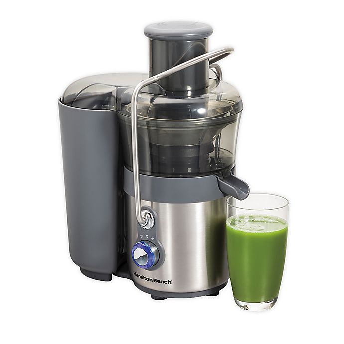 Alternate image 1 for Hamilton Beach® Big Mouth 2-Speed Juice Extractor