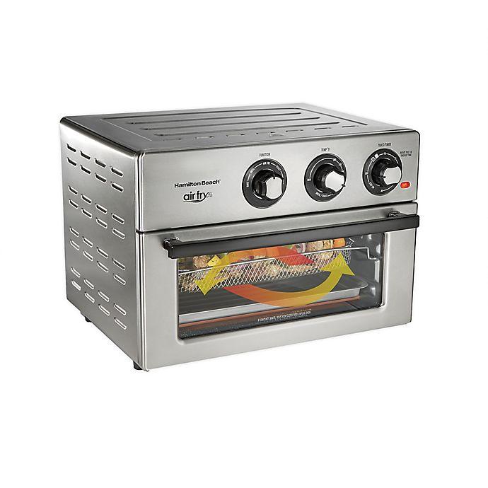 Alternate image 1 for The Hamilton Beach® Air Fry Countertop Oven