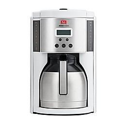 Melitta® Aroma Enhance 10-Cup Thermal Carafe Coffee Maker in White