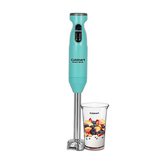 Alternate image 1 for Cuisinart® Serenity 2 Speed Immersion Stick Hand Blender in Turquoise