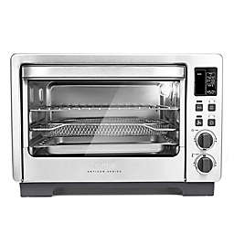 CRUX® Artisan Series 6 Slice Digital Air Frying Toaster Oven