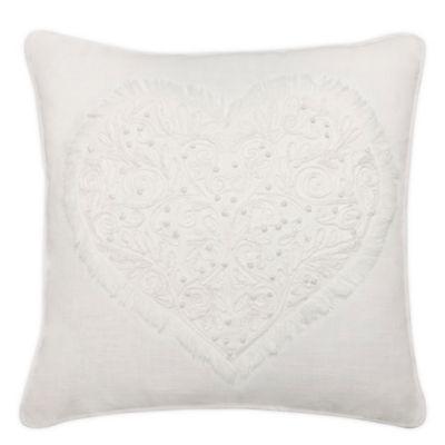 Sea Drift Square Throw Pillow