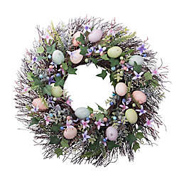 21-Inch Easter Wreath
