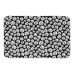PUMPKIN PATTERN 34X21BATH MAT
