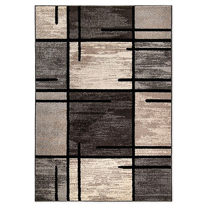Alternate image 1 for Orian Rugs Armada Rug in Charcoal