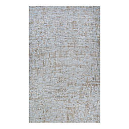Couristan® Charm Timboon 6'6 x 9'6 Indoor/Outdoor Area Rug in Sand/Ivory
