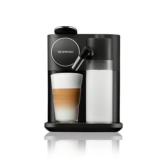 Alternate image 1 for Nespresso® by De'Longhi Gran Lattissima Espreso Machine in Black