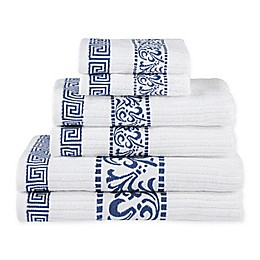 Jasper Haus Patzi 6-Piece Bath Towel Set