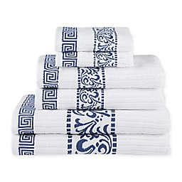 Jasper Haus Patzi 6-Piece Bath Towel Set