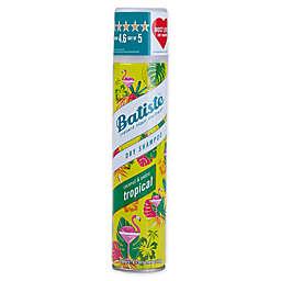 Batiste 6.73 oz. Tropical Scent Dry Shampoo