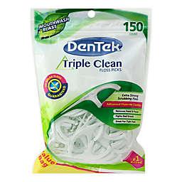 DenTek 150-Count Triple Clean Floss Picks