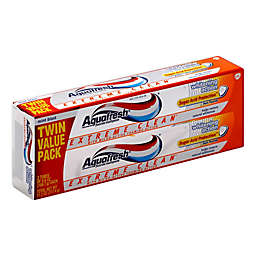 Aquafresh® 2-Pack 5.6 oz. Extreme Clean Whitening Action Toothpaste