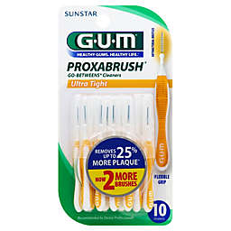 GUM® 10-Count Proxabrush® Go-Betweens® Ultra Tight Cleaners