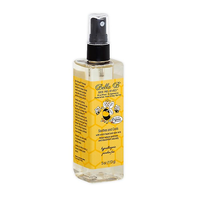 Alternate image 1 for Bella B® 4.5 oz. Bee Relieved ™ Soothing Vaginal Spray